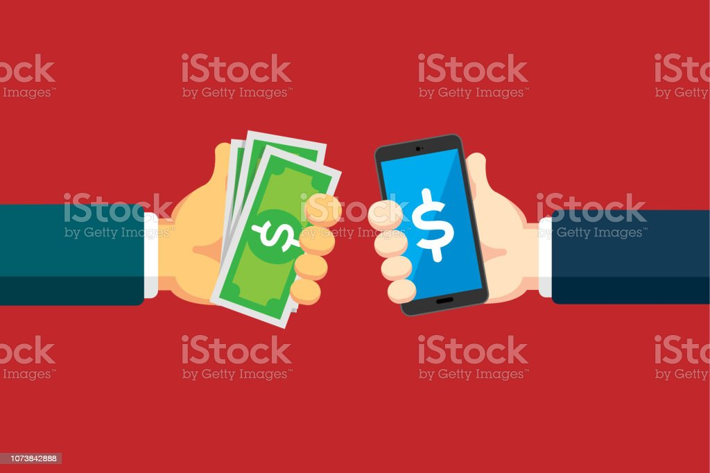 Cash and Mobile Banking