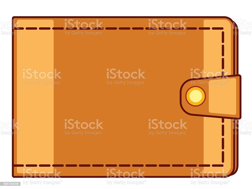 Cash wallet icon royalty-free cash wallet icon stock vector art & more images of finance