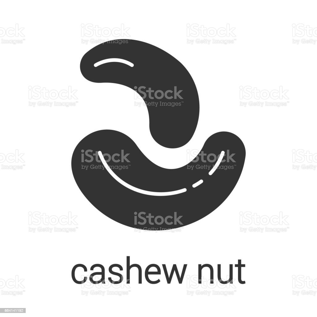 Cashew nut icon royalty-free cashew nut icon stock vector art & more images of cashew