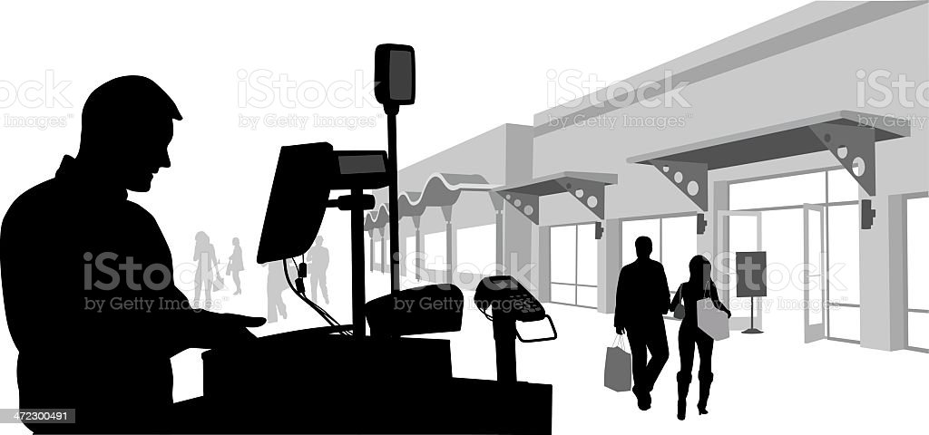 Cash'n Carry royalty-free cashn carry stock vector art & more images of adult