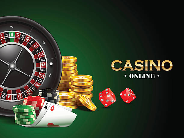 bildbanksillustrationer, clip art samt tecknat material och ikoner med casino background. - black jack