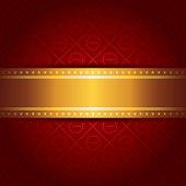 Casino Background with golden stripe