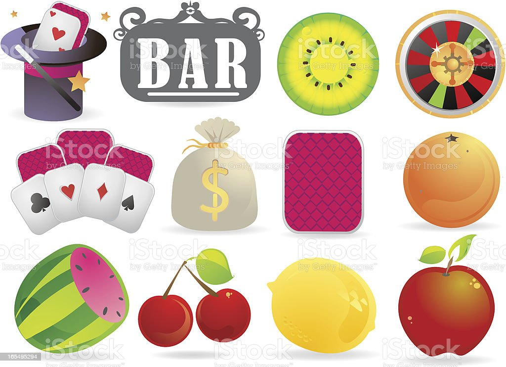 Casino Gambling and Gaming icons royalty-free casino gambling and gaming icons stock vector art & more images of arts culture and entertainment