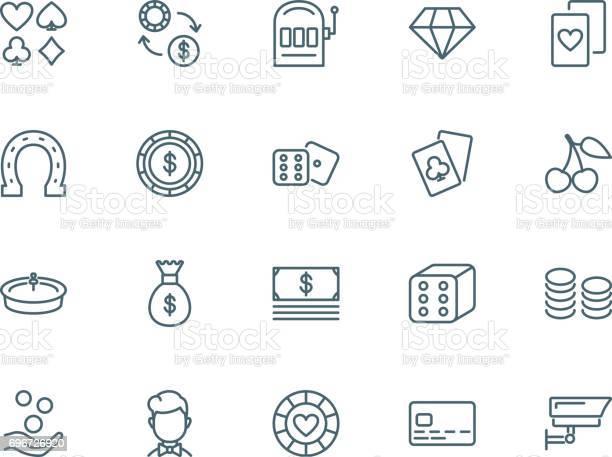 Casino icons set vector id696726920?b=1&k=6&m=696726920&s=612x612&h=iarjethmgikr7kyzj73ni51e4r5u uyigfzbjasjvu8=