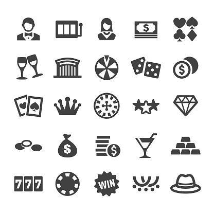 Casino Icons - Smart Series