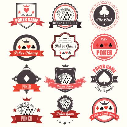 Casino Roulette Las Vegas Black Jack Jackpot design elements and
