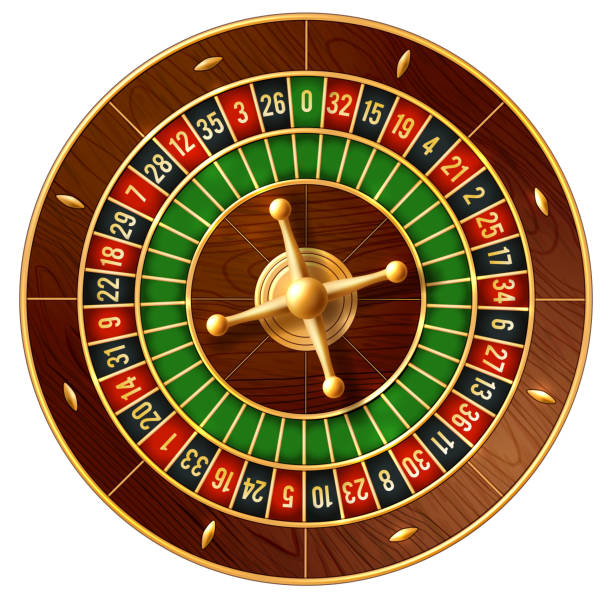 1 076 Roulette Wheel Illustrations Clip Art Istock