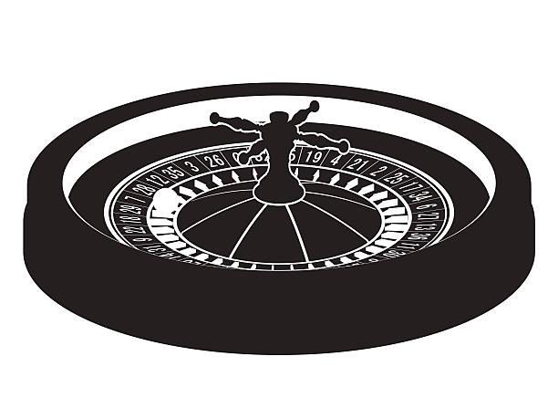 Roulette Wheel Vector Art & Graphics | freevector.com