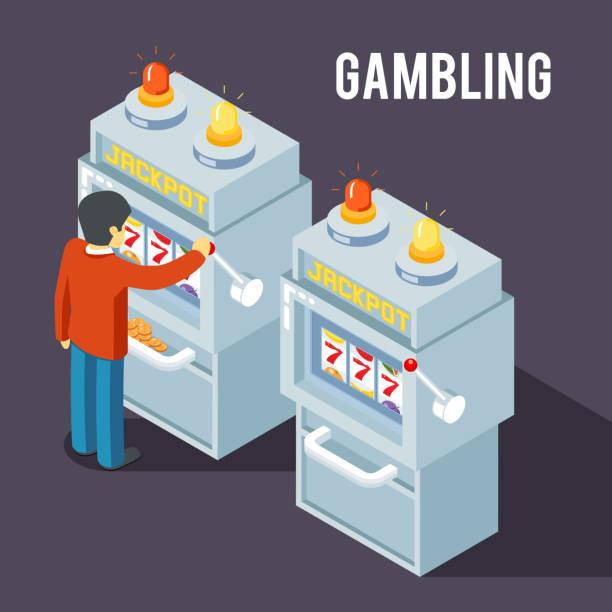ilustrações de stock, clip art, desenhos animados e ícones de slot casino machine. com frutas ilustração 3d vector de jackpot minibarra de ferramentas - enjoying wealthy life