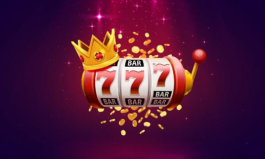 Casino slot winner banner