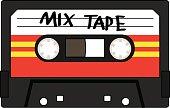 istock Cassette Mix Tape 472802044