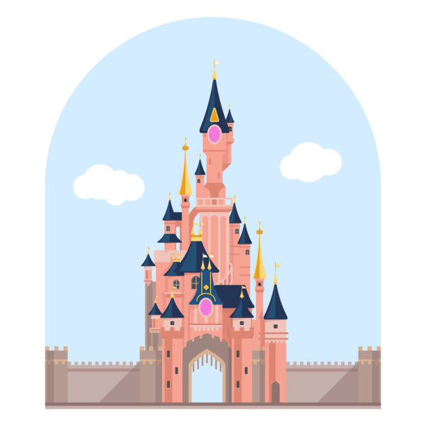 Castel, 19 Castle castle stock illustrations