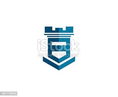 istock Castle icon 841719434