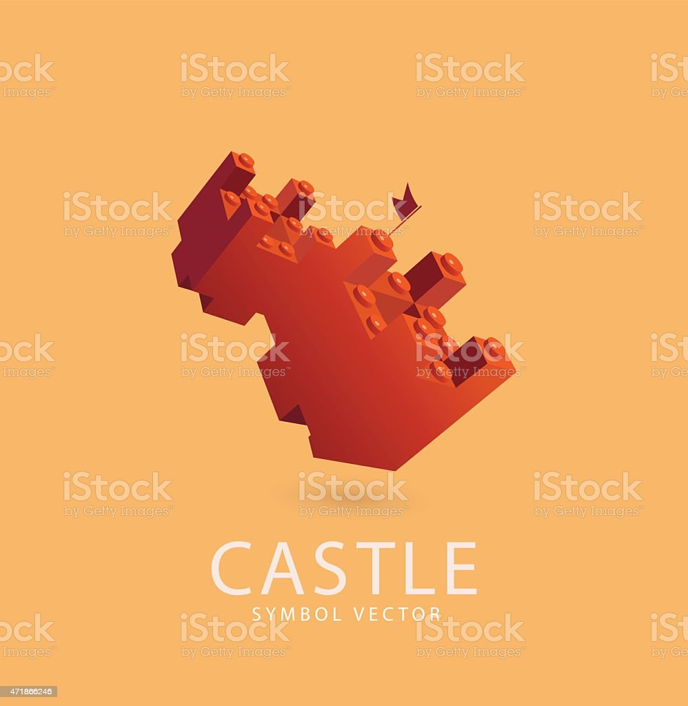 castle symbol royalty free castle symbol stock vector art more images of 2015