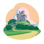 istock Castle 1283184612