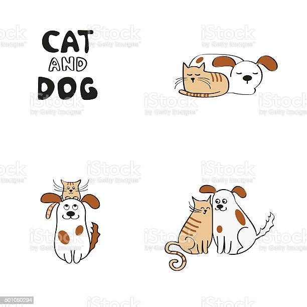 Cat and dog design elements vector id501060294?b=1&k=6&m=501060294&s=612x612&h=cx1goxnq2j6tkkc5w6lplxxaxorco5e2nrmtbgtp 2c=
