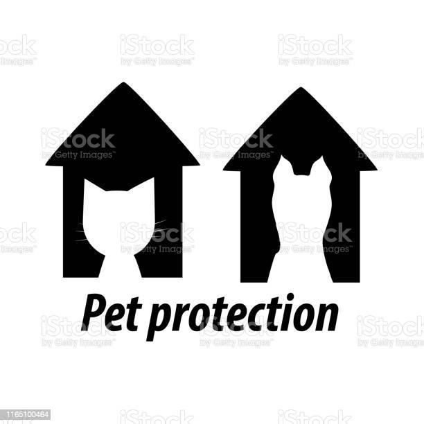 Cat and dog in the house logo silhouette vector id1165100464?b=1&k=6&m=1165100464&s=612x612&h=hjtygcgrkrijgefov01ehacqwogssnduy3lr9awgpsk=