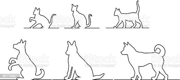 Cat and dog silhouette vector id507793877?b=1&k=6&m=507793877&s=612x612&h=fae 9yuq0wm6guywasul9l1knjzzoyhonsh912en5ba=