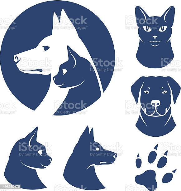 Cat and dog symbols vector id496560175?b=1&k=6&m=496560175&s=612x612&h=jddjesubkr9kpmdxq5sdcc7sn7g8ghoow84rw4gl1uk=
