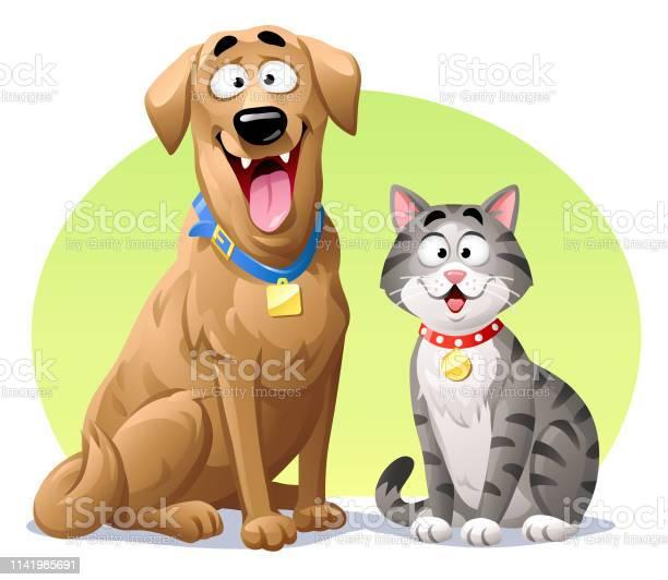 Cat and dog vector id1141985691?b=1&k=6&m=1141985691&s=612x612&h=f4zaaup g eufl4vopsnyptexx6mki9q1dfjy b9an0=