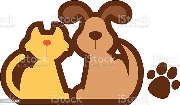 Cat and dog vector id136502009?b=1&k=6&m=136502009&s=612x612&h=07qpudwio8je8vq9hw6vpyaycrbkoo4uqojkfluhf6c=