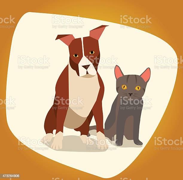 Cat and dog vector id473264906?b=1&k=6&m=473264906&s=612x612&h=fj9nlbddk0ostn83v8srkglm7iyev591hk0iwuew6li=