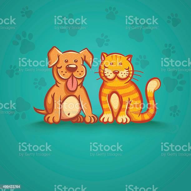 Cat and dog vector id499423764?b=1&k=6&m=499423764&s=612x612&h=vu cyu2eu0vrbv8twuy93f4y2kh4qjvzt5zlgy0muly=