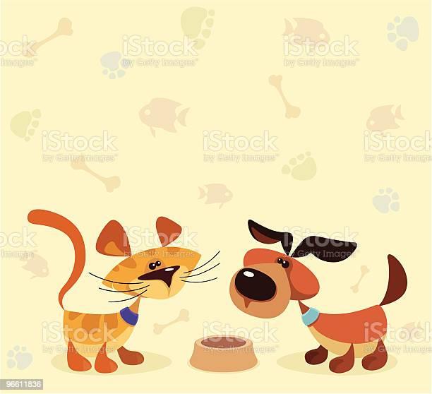 Cat and dog vector id96611836?b=1&k=6&m=96611836&s=612x612&h=1xo3m7tzdskg6icvtzlev 9zx zo9osnat fskeib0u=