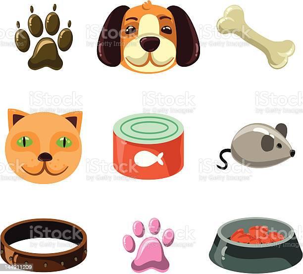 Cat and dog with food vector id144911209?b=1&k=6&m=144911209&s=612x612&h=vecnswk9qg gydc2d7yee f8shwt9bk2b0nkes2lgkk=