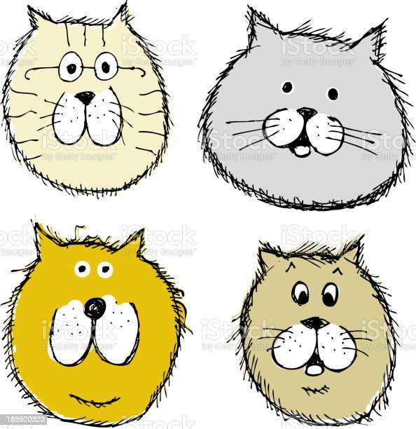 Cat and dogs faces sketch for your design vector id185920323?b=1&k=6&m=185920323&s=612x612&h=rn643uciayz59dycxxk2oxvcha51pxvlfv7z0xk3ftw=