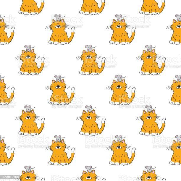 Cat and mouse seamless pattern vector id673812700?b=1&k=6&m=673812700&s=612x612&h=til9swi ieei2ziqm0gural yo ucp2m3zwkoq im7a=