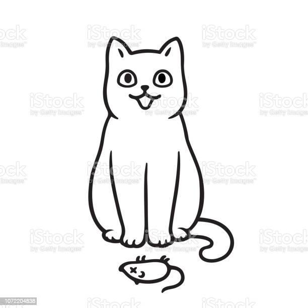 Cat brings mouse vector id1072204838?b=1&k=6&m=1072204838&s=612x612&h=3ljyeyv qa6qsaredqt5ch2tnpqhq3i7mp3cbt6ppty=
