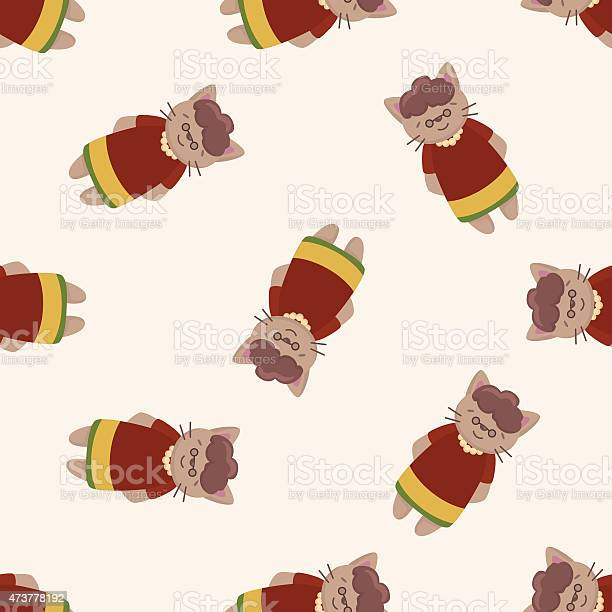 Cat cartoon cartoon seamless pattern background vector id473778192?b=1&k=6&m=473778192&s=612x612&h=3obzgnb3ycjhchu98dcnesapmrm5dnokis8drnuknao=