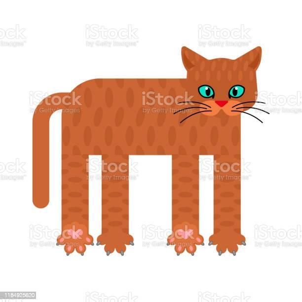 Cat cartoon isolated pet vector illustration home animal vector id1184925620?b=1&k=6&m=1184925620&s=612x612&h=caog93ljqdeyel2ssgd5mspcx 1cj 52shj6pxlstj0=