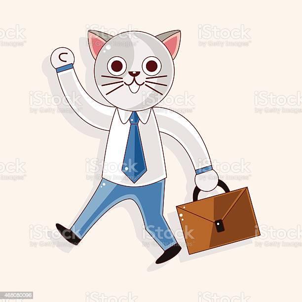 Cat cartoon theme elements vector id468080096?b=1&k=6&m=468080096&s=612x612&h=wvi x1 err169i8fnob106nypoxlwn pz4a7vocrc4k=