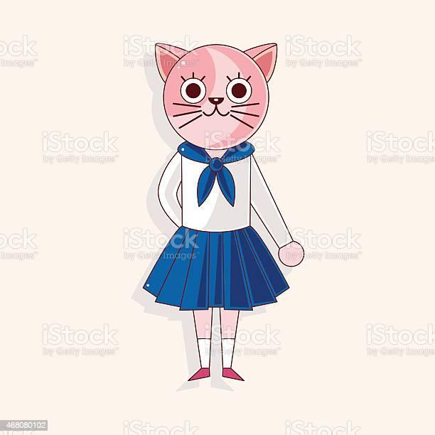 Cat cartoon theme elements vector id468080102?b=1&k=6&m=468080102&s=612x612&h=pry zip4adxltwuwzvnojqvcjmszqnreow mbwisiz0=