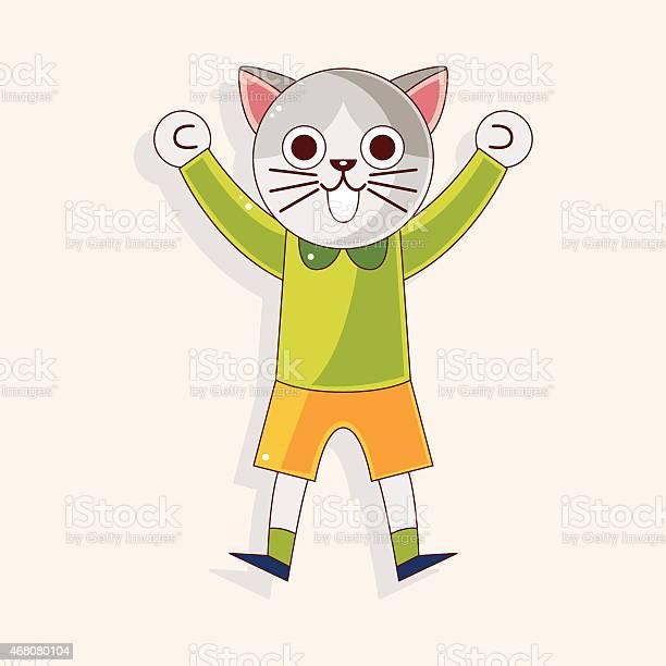 Cat cartoon theme elements vector id468080104?b=1&k=6&m=468080104&s=612x612&h=n25hfmki8rm0uwljydhznuedsqnnb6wgzlsnovt8m5k=