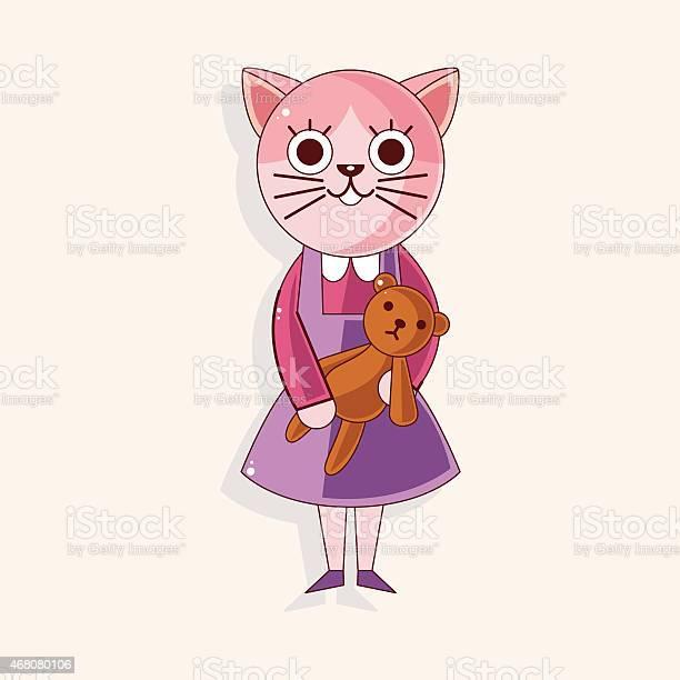 Cat cartoon theme elements vector id468080106?b=1&k=6&m=468080106&s=612x612&h=h r87gam5jzk8vqmbxbtj0xr8fdgnkvdw8xobuo8fly=