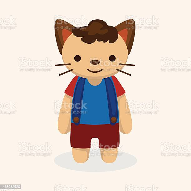 Cat cartoon theme elements vector id468082520?b=1&k=6&m=468082520&s=612x612&h=qagl 9dqaugrnjh4f1tgh rd8upqobebfuy5bl k7rq=