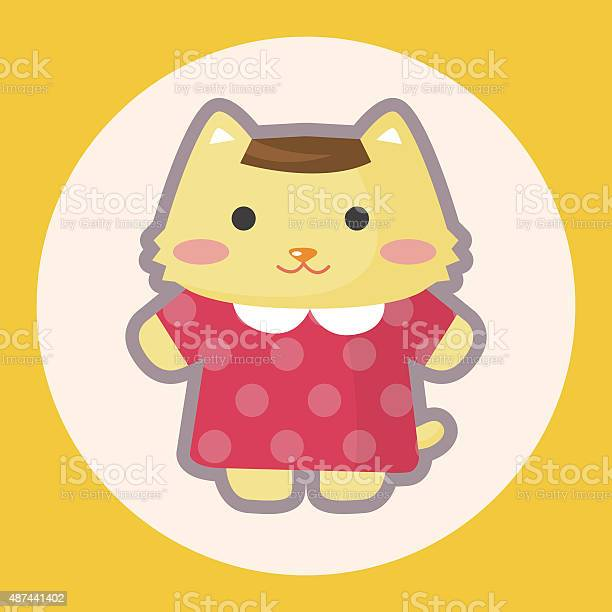 Cat cartoon theme elements vector id487441402?b=1&k=6&m=487441402&s=612x612&h=mvmxcvi7bolz6iprbmh8s9qt k9pnuax0yrcncg 6ys=