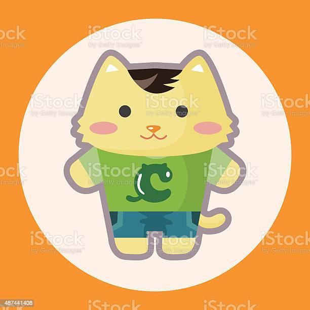 Cat cartoon theme elements vector id487441408?b=1&k=6&m=487441408&s=612x612&h=ynhogdrtthqcythkvgvoc2zwu8x6rdefk6gkwsxnrui=