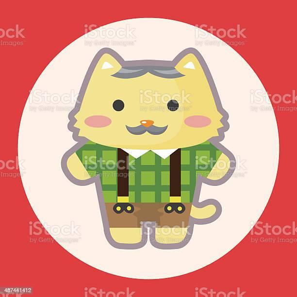 Cat cartoon theme elements vector id487441412?b=1&k=6&m=487441412&s=612x612&h=b3yjtaal0vxdgd6odt6pkvsmspcxx9sykqxiz2jnf8y=