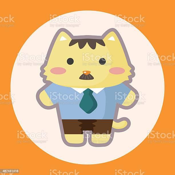 Cat cartoon theme elements vector id487441416?b=1&k=6&m=487441416&s=612x612&h=x377o eg7umz9j6uoinfohn5nu59t40ofsaowc1gks8=