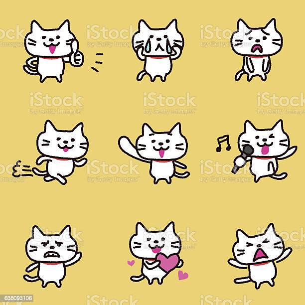 Cat character vector id638093106?b=1&k=6&m=638093106&s=612x612&h=kky2y5gj3r7owlkmwmsszs4a6qkhu8awstz4frtqmu0=