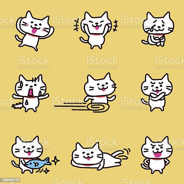 Cat character vector id638093128?b=1&k=6&m=638093128&s=612x612&h=ej7jnqjyui35asu2kn1flgvcdis1lmjbrn3gt0ymweu=