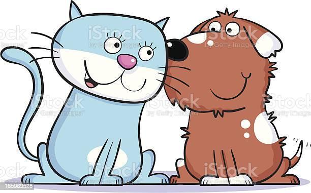 Cat dog one vector id165969528?b=1&k=6&m=165969528&s=612x612&h=qq6qfqzesekio6sq4os48lscni2f3l2vchueyozwrei=