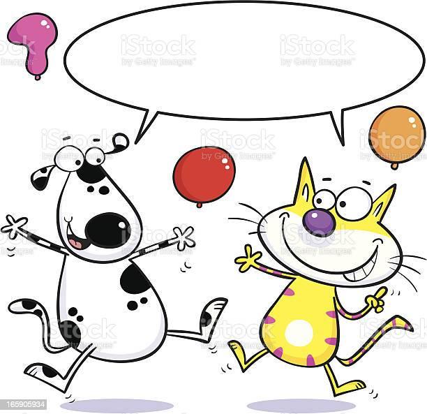 Cat dog partying vector id165905934?b=1&k=6&m=165905934&s=612x612&h=5bkk8ienzj1vyb3lqfunxvfrs5dm3vcvginbj3ji9o8=