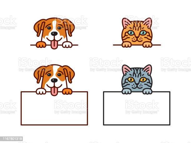 Cat dog vector id1167801318?b=1&k=6&m=1167801318&s=612x612&h=  jd1pzt6h6brbaxoq3ler ujgld0mgebmuhtgi9oc0=