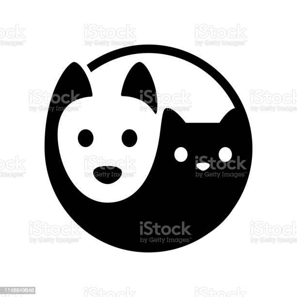 Cat dog yin yang vector id1148649846?b=1&k=6&m=1148649846&s=612x612&h=gsxaho  n6o3gzph4gu sqcbqp3dscanue9g595w54w=