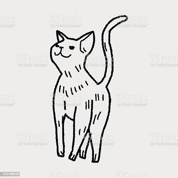 Cat doodle drawing vector id475188046?b=1&k=6&m=475188046&s=612x612&h=oh nsyal 5nxop ozwpct e8zlvjwihgxloz7lrsqey=
